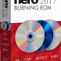 Nero Burning ROM 2017 18.0.01300 (ML/RUS)