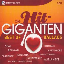 Die Hit-Giganten - Best Of Ballads (2017) MP3