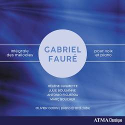 Fauré Complete Songs for Voice & Piano (2018)