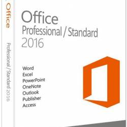 Microsoft Office 2016 Professional Plus / Standard 16.0.4639.1000 RePack by KpoJIuK (2018.06)