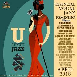 Essential Vocal Jazz Femino (2018) Mp3