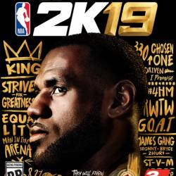NBA 2K19: 20th Anniversary Edition (2018/ENG/MULTi9/RePack от FitGirl)