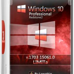 Windows 10 Professional x64 1703 15061.0 LIMITa (RUS/2017)