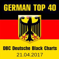 German Top 40 DBC Deutsche Black Charts 21.04.2017 (2017)