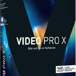 MAGIX Video Pro X8 15.0.3.144 RePack by PooShock