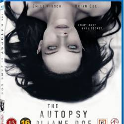 Демон внутри / The Autopsy of Jane Doe (2016) HDRip/BDRip 720p/BDRip 1080p/Лицензия